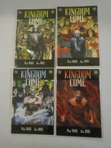 Kingdom Come set #1-4 Elseworlds 6.0 FN (1996)