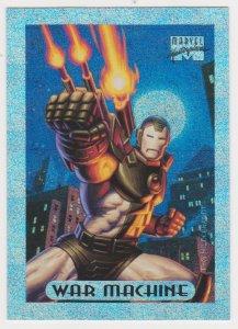 1994 Marvel Masterpieces Holofoil #10 War Machine