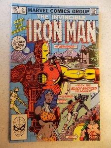INVINCIBLE IRON MAN ANNUAL # 5