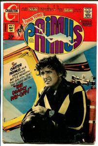 Primus #3 1972-Charlton-Ivan Tors-Robert Brown-VG/FN