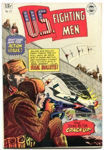 U.S. Fighting Men #17 1964- Super Golden Age Reprint VF