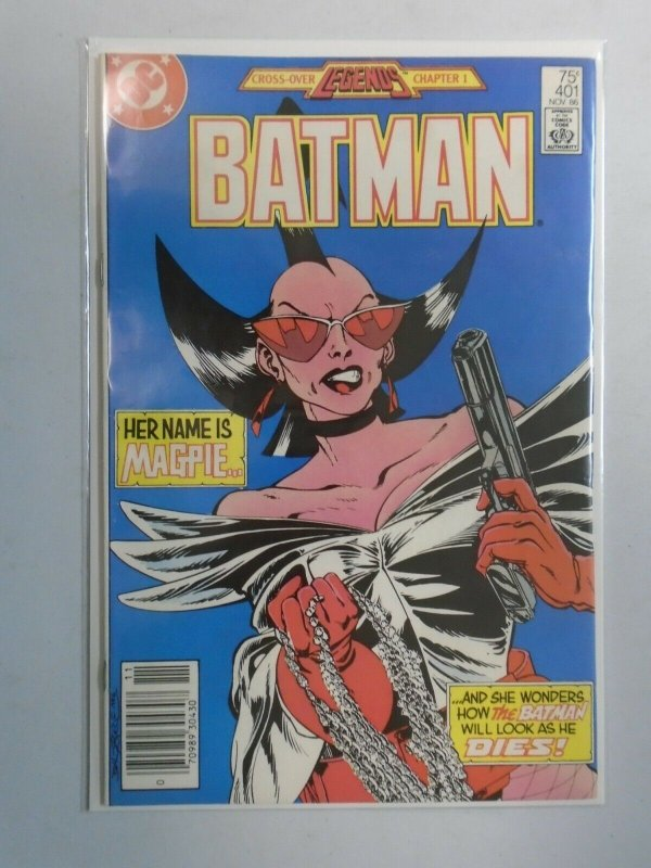 Batman #401 6.0 FN (1988)
