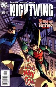 Nightwing (1996 series) #110, NM- (Stock photo)