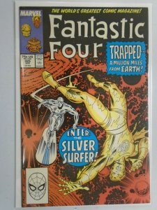 Fantastic Four #325 featuring Silver Surfer 8.0 VF (1989 1st Series)