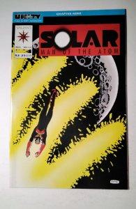 Solar, Man of the Atom #12 (1992) Valiant Comic Book J760
