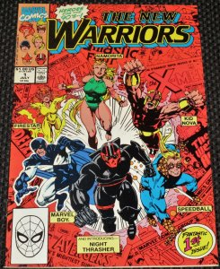 The New Warriors #1 (1990)