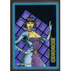 1993 Skybox Ultraverse: Series 1 CHOICE #8