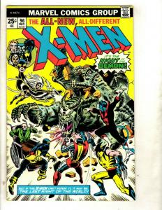 (Uncanny) X-Men # 96 VF/NM Marvel Comic Book Wolverine Storm Beast Colossus GK1