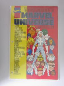 Official Handbook Marvel Universe Master Edition #22, VF (1992)