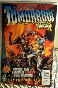 Doctor Tomorrow #3 (1997)