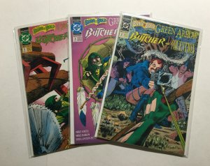 Brave And The Bold 2 3 5 Lot Run Set Fine Fn 6.0 Dc Comics