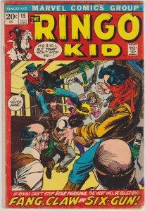 Ringo Kid #15