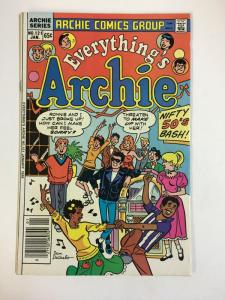 EVERYTHINGS ARCHIE (1969-1991)121 VF-NM Jan 1986 COMICS BOOK