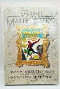 MARVEL MASTERWORKS   SPIDER-MAN   (2002)   #1 DELUXE NM+