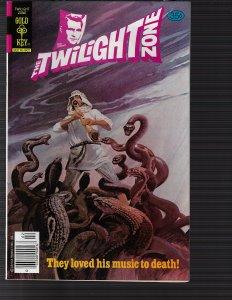 Twilight Zone #89 (Gold Key, 1979) VF/NM