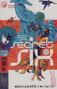 Tangent Comics Secret Six #1, NM (Stock photo)