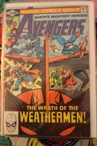 Avengers 210  VF