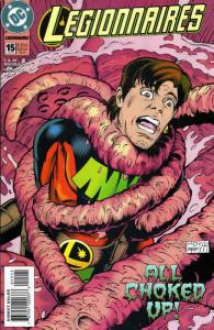 Legionnaires #15 VF/NM; DC | save on shipping - details inside