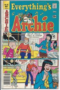 Everything's Archie #56 - Bronze Age - May, 1977 (FN+)