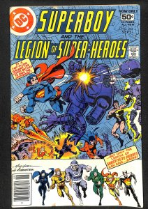 Superboy and the Legion of Super-Heroes #243