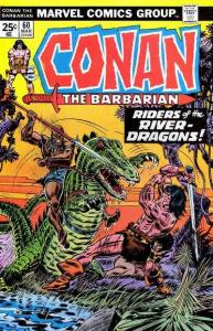 Conan the Barbarian (1970 series) #60, VF- (Stock photo)