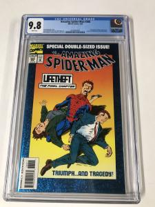 Amazing Spider-Man #388 CGC 9.8