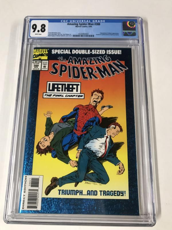Amazing Spider-Man #388 CGC 9.8