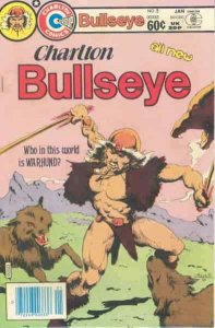 Charlton Bullseye (Vol. 2) #5 VF; Charlton | save on shipping - details inside
