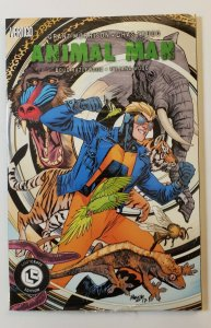 ANIMAL MAN LOOTE CRATE EDITION  SEALED TPB SOFT COVER VERTIGO DC GRANT MORRISON
