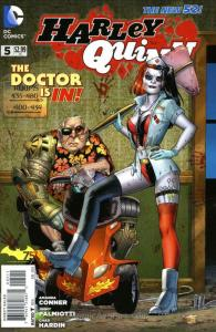 Harley Quinn (2nd Series) #5 VF/NM; DC | save on shipping - details inside