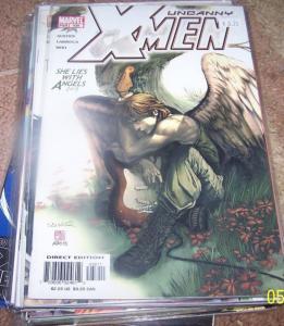 Uncanny X-Men #438 (Mar 2004, Marvel)