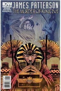 Murder of King Tut (James Patterson's…), The #1B VF/NM; IDW | save on shipping -