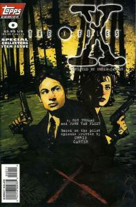 X-Files, The #0C VF/NM; Topps | save on shipping - details inside