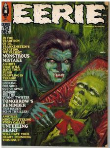 EERIE 19 VG+ Dec. 1968 COLON,ROCKWELL,PLUS CRANDALL,MO