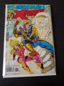 X-Force (FR) #18 (1995)