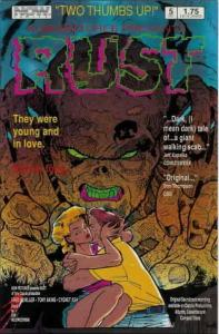 Rust #5 VF; Now | save on shipping - details inside