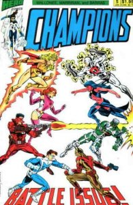 Champions (Hero) #5 FN; Hero   save on shipping - details inside
