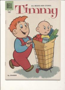 Timmy #1, VF+ (Actual scan)