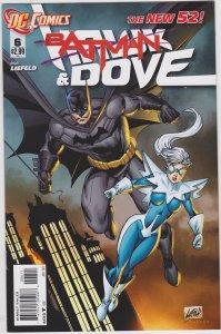 Hawk and Dove #6