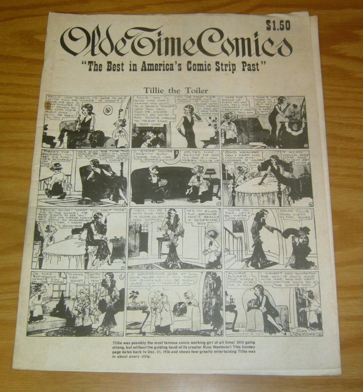 Olde Time Comics #1 VG; Tower | low grade comic - save on shipping - details ins