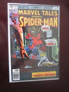Marvel Tales #121 - Spiderman - 8.5 - 1980