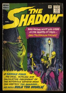 Shadow #1 VG- 3.5 (Archie)