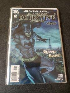 Detective Comics Annual #12 Stanley Artgerm Lau DC 2011