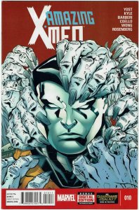 Amazing X-Men #10 (2014 v2) Alpha Flight NM