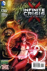 Infinite Crisis: Fight for the Multiverse #4, NM + (Stock photo)