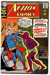 ACTION COMICS #340 1966-Superman. First appearance of PARASITE fn+