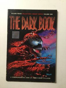 The Dark Book Volume One Tpb Sc Softcover Very Good Vg 4.0 Wizard Press Marvel