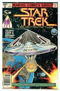 Star Trek V2 3 Jun 1980 VF/NM (9.0)
