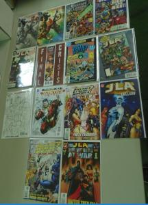 JLA Specials Lot - see pics - 14 different books - average 8.0 - years vary