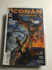 Conan the Avenger #9 (2014)